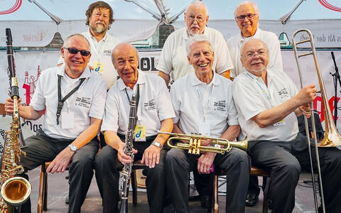 The Jolly Jazz Orchestra